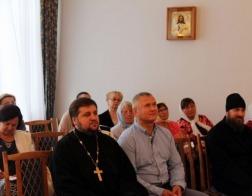 Семинар для дежурных по храму и работников церковных лавок прошел в Бобруйске
