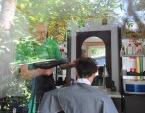 Бесплатная парикмахерская для бездомных православной службы помощи «Милосердие» за два года приняла 5 тысяч человек