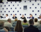 В Санкт-Петербурге состоялась пресс-конференция, посвященная воссозданию исторического храма Рождества Христова на Песках