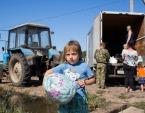 Церковь передала очередную партию гуманитарной помощи пострадавшим от паводка в Приморье