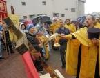 В Санкт-Петербурге прошел Спасский крестный ход