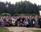 Председатель Синодального отдела по делам молодежи встретился с участниками X Молодежного семинара-слета «Единство»