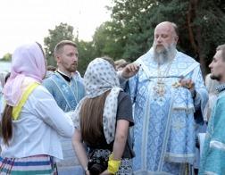 Молодежь из Беларуси, Украины и Польши приняла участие в семинар-слете «Единство»