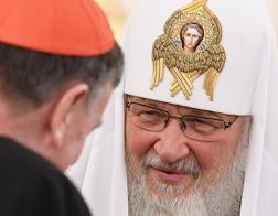 Патриарх Кирилл обсудит с госсекретарем Ватикана ситуацию на Украине