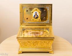 26 августа в Свято-Духов кафедральный собор города Минска прибудет частица мощей равноапостольной Марии Магдалины