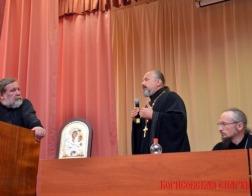 Профессор Московской духовной академии Алексей Светозарский прочитал лекцию в Смиловичах