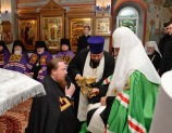 Состоялось наречение архимандрита Феодорита (Тихонова) во епископа Скопинского и архимандрита Илии (Казанцева) во епископа Бирского