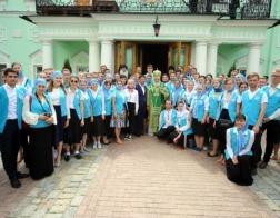 Белорусы приняли участие в международном съезде Содружества православной молодежи в Курске