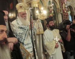 Архиепископ Афинский Иероним заявил, что греческий народ «всегда был и будет православным»