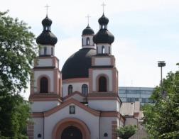 В Запорожье бомж набросился на епископа Римско-католической Церкви