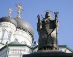 185-летие обретения мощей и прославления святителя Воронежского Митрофана торжественно отпраздновали в Воронеже