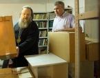 Глава Донской митрополии передал вещи для пострадавших при пожаре в Ростове-на-Дону