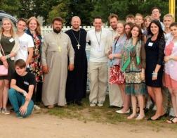В деревне Крулевщина состоялся фестиваль православной молодежи