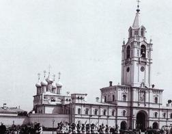 В год 80-летия сноса Страстного монастыря на месте уничтоженной обители состоится крестный ход