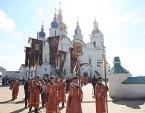 В Тобольской митрополии прошли памятные торжества по случаю 100-летней годовщины прибытия царской семьи к месту ссылки в Тобольск