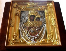 С 1 по 12 сентября в Мозыре будет пребывать Юровичская икона Божией Матери