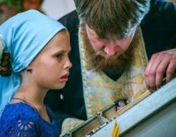 Ребенок не послушает духовника, если в семье все по-другому