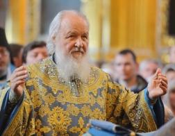 Патриарх Кирилл: нынешнее поколение учащихся не помнит прошлого