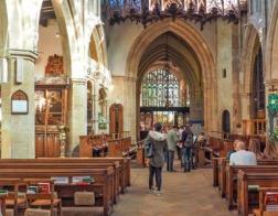 Число приверженцев Англиканской церкви в Британии резко сократилось