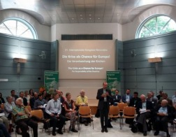 Представитель Белорусской Православной Церкви принимает участие в 21-м Международном конгрессе Благотворительной организации «Реновабис»