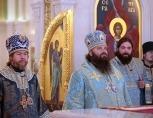 Состоялись торжества по случаю престольного праздника Сретенского ставропигиального монастыря