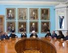 Митрополит Санкт-Петербургский и Ладожский Варсонофий встретился с ректорами вузов Санкт-Петербурга