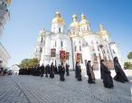 Блаженнейший митрополит Онуфрий возглавил в Киеве торжества в честь Собора преподобных отцов Киево-Печерских