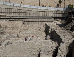 В Иерусалиме найдены древние печати с библейскими именами