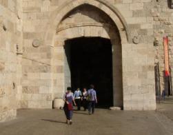 В Иерусалиме прошли протесты против продажи церковной земли еврейским поселенцам