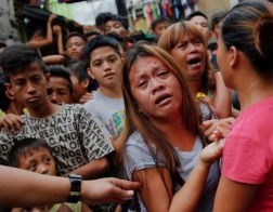 Новое обострение борьбы церквей на Филиппинах против правительства, воюющего с наркоторговлей