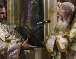 Болгарский Патриарх возглавил Литургию в праздник Воздвижения и молебен по случаю начала нового учебного года