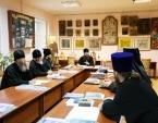 Состоялось очередное заседание Учебного комитета при Священном Синоде Украинской Православной Церкви