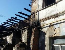 Херсонская епархия окажет помощь пострадавшим в крупном пожаре