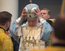 Патриарх призвал духовенство к исполнительности
