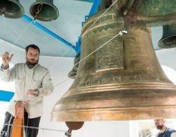 Седьмой Национальный фестиваль колокольного звона прошел в Хотимске