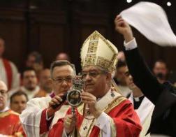 В Неаполе к радости жителей города в очередной раз произошло чудо святого Януария
