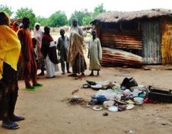 В Нигерии в результате теракта, совершенного смертницами из