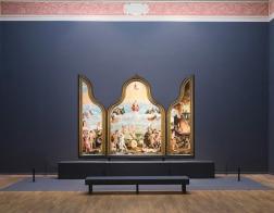 В амстердамском Рийксмузеуме экспонируется алтарь