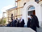 Начался Первосвятительский визит Святейшего Патриарха Кирилла в Астраханскую митрополию