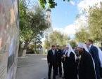 Предстоятель Русской Церкви посетил бывший Благовещенский женский монастырь в Астрахани