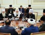 Святейший Патриарх Кирилл: Религиозное образование позволяет воспитывать молодежь в духе неприятия псевдорелигиозного экстремизма