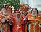 В Женеве прошли торжества по случаю 150-летия освящения Крестовоздвиженского кафедрального собора