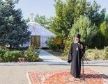 В Элисте открылся музей «Походно-улусная церковь святителя Николая Чудотворца»
