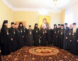 Епископ Бобруйский и Быховский Серафим принял участие в хиротонии  архимандрита Андрея (Борковского) во епископа Супрасльского