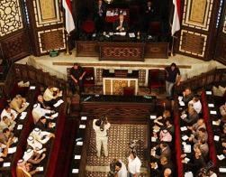 Президентом парламента Сирии избран христианин