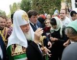 С 29 сентября по 2 октября состоялся Первосвятительский визит Святейшего Патриарха Кирилла в Ташкентскую и Узбекистанскую епархию