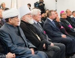 Патриарший Экзарх посетил церемонию открытия нового здания Апостольской нунциатуры в городе Минске