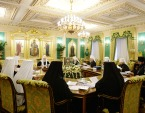 ЖУРНАЛЫ заседания Священного Синода от 6 октября 2017 года