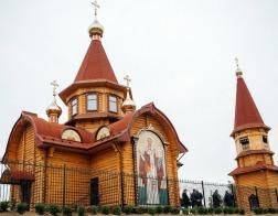 В деревне Заходы Шкловского района освящен храм