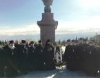 В Ашхабаде молитвенно почтили память жертв землетрясения 1948 года